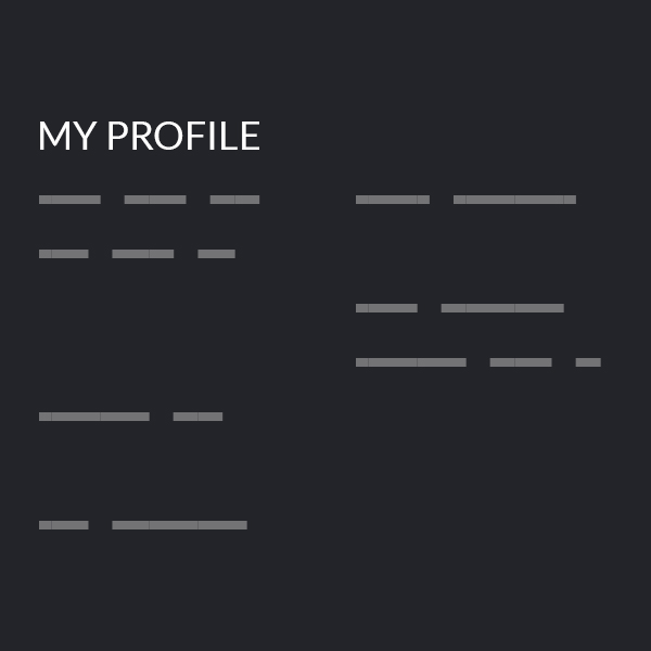 Design reality: sparse, uneven user profiles